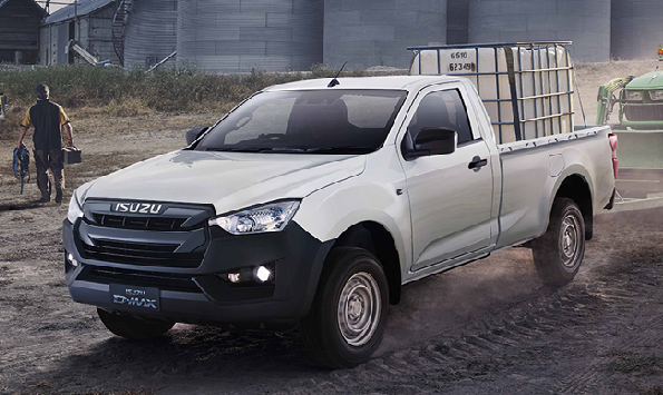 New Isuzu